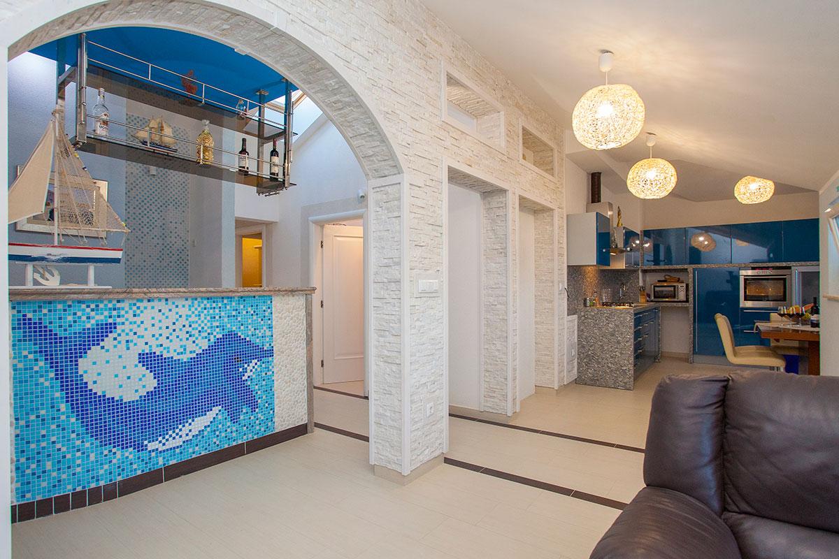 Villa Drinka | Vela Luka | Otok Korčula | Hrvatska - Apartman Blue