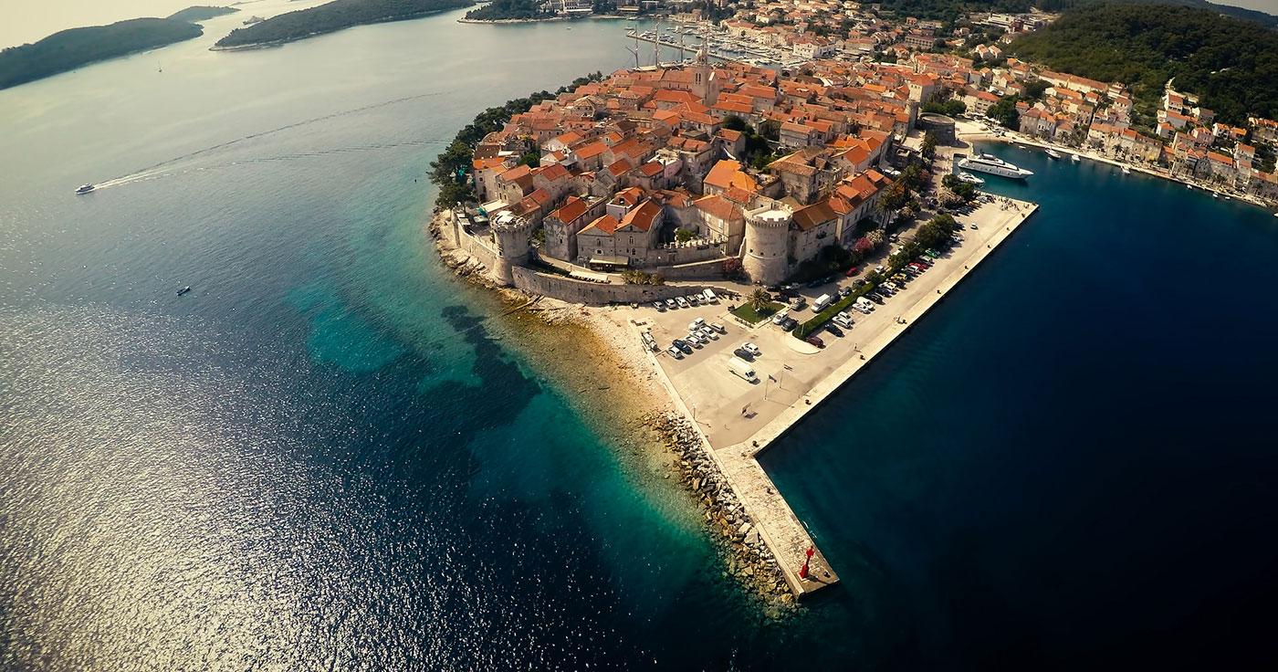 Villa Drinka | Vela Luka | Otok Korčula | Hrvatska