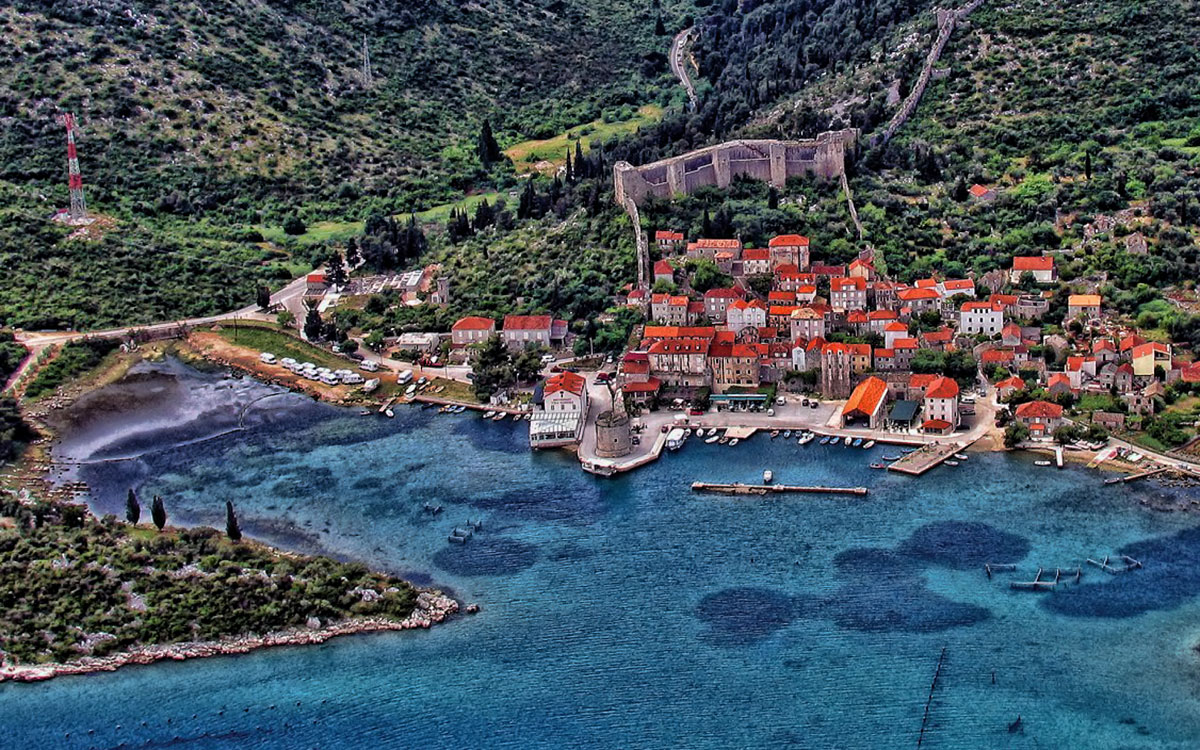 Villa Drinka | Vela Luka | Korčula | Hrvatska - Posjetite Ston
